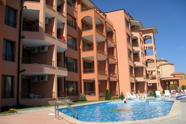 Apartments For In Sunflower Complex Sunny Beach Bulgaria