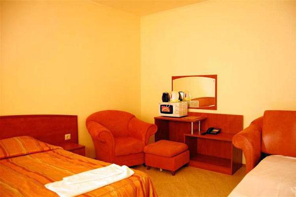 Hotel Smolyan Sunny Beach Location