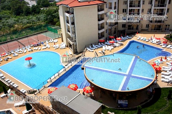 One Bedroom Apartment For In Sunny Beach Hills Bulgaria