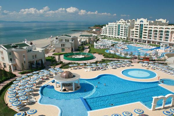 Apartments For Sale In Sunset Resort Pomorie Bulgaria