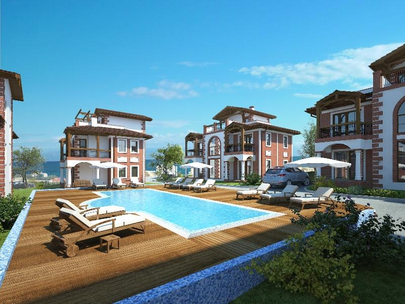 Villas In Sunny Beach Bulgaria For Sale